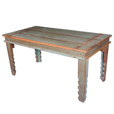rustic wood kitchen table appalachian rustic distressed reclaimed wood pastel