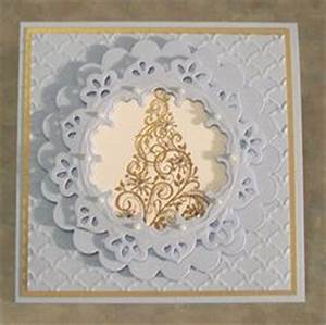 1000 images about spellbinders christmas card on