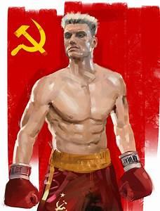 ivan drago / Rocky IV | Lenin/Stalin/red army/URSS ...