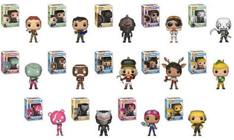 pop games fortnite series plastic  plush