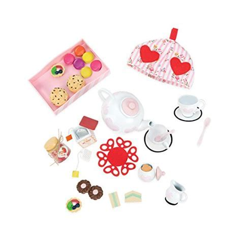 Our Generation Accessory Set   Tea Time   Buy Online in