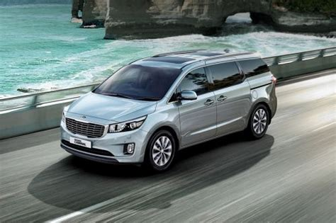 Review Kia Grand Sedona by Kia Grand Sedona Harga Konfigurasi Review Promo Mei 2019