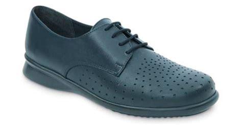 Green Cross Ladies Flat Shoes