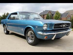 Ford Mustang 1964 : 1964 1 2 ford mustang coupe for sale youtube ~ Medecine-chirurgie-esthetiques.com Avis de Voitures