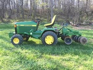 170 Best Images About John Deere Garden Tractors On