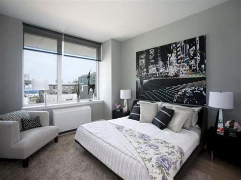 gray bedroom  modern  ideas