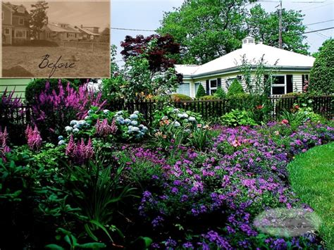 Cottage Garden : How To Make A Storybook Cottage Garden