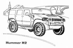4x4 34 transportation printable coloring pages With land rover 4x4