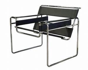 Wassily Kandinsky Chair : wassily chair by marcel breuer knollstudio don s shoemaker furniture ~ Markanthonyermac.com Haus und Dekorationen