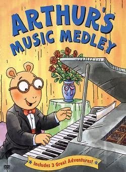 Arthur's Music Medley (DVD)   Arthur Wiki   Fandom