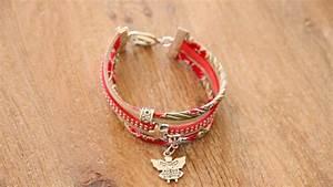 un tuto en video pour creer un bracelet avec mapesteadoree With création de bijoux