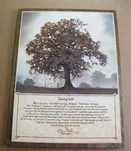 living tree inspiration saying bonnie mohr by carolalden