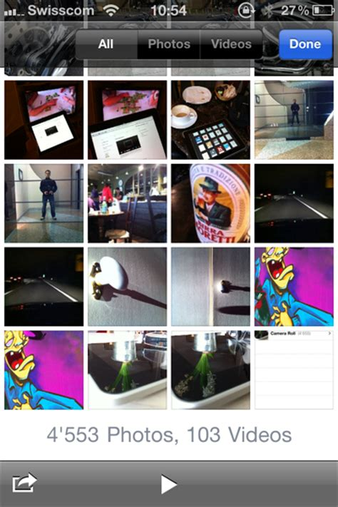 how to make a photo album on iphone iphone 6 tips how to create an album in photos can t select the photo album roll from instagram