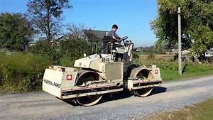 Ingersoll Rand Dd-65 Paving Roller