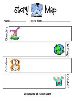 picture  images story map teaching character