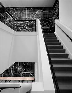 20 Beautiful and Bold Black Staircase Design Ideas