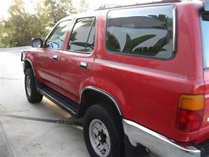 Find Used 1990 Toyota 4runner Sr5 4wd 3 0l 4x4  5 Speed