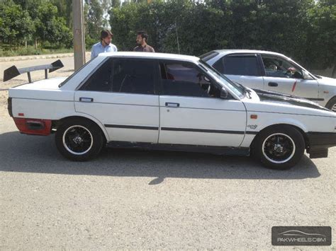 nissan sunny 1988 modified 1988 nissan sunny photos informations articles