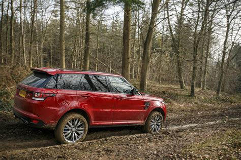 red land rover 2016 range rover sport svr review gtspirit