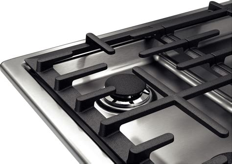 ngmuc bosch  series  gas cooktop  burners stainless steel