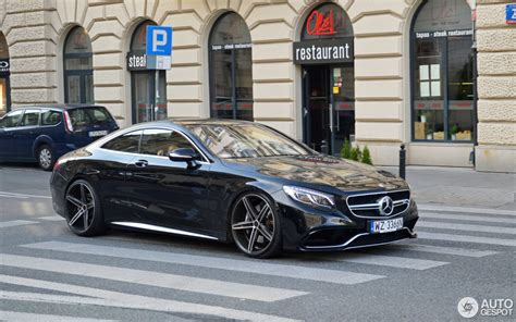 S63 Amg Coupe 2017 by Mercedes S 63 Amg Coup 233 C217 15 Juni 2017 Autogespot