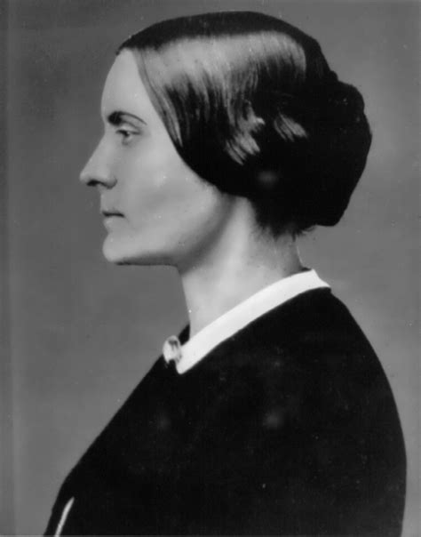 World of faces Susan Brownell Anthony – famous suffragette ...