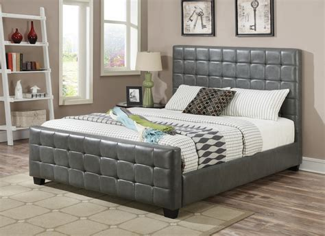 King Bed Frame Gray by Grey Wood California King Size Bed A Sofa