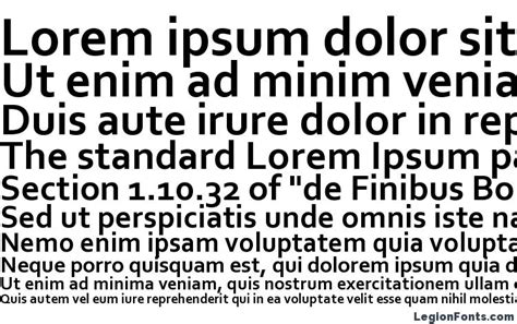 Corbel Font Free by Corbel Bold Font Free Legionfonts