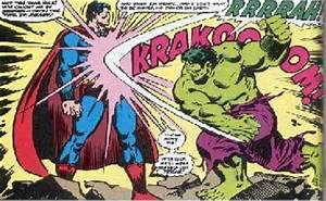 Did Superman really beat the Hulk? - The SuperHeroHype Forums