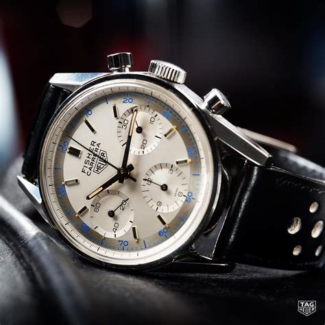 Vintage Heuers On Tag Heuer Instagram « On The Dash