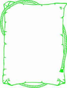 Green Western Border Clip Art at Clker.com - vector clip ...