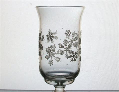 home interiors candle holders home interiors peg votive candle holder snowflakes