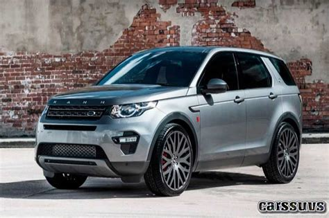 20182019 Land Rover Discovery Sport By Kahn Design New