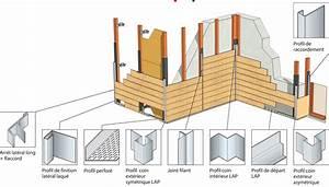 pose de bardage exterieur 3 du sur murs ext rieur en With pose clin bois exterieur
