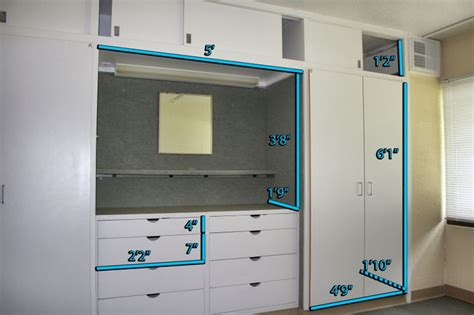 bullen closet dimensions bullen