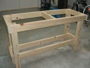 4 x 8 workbench plans submited images