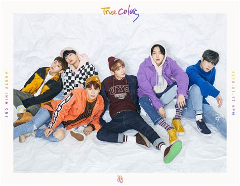 "Jbj Drops Album Cover For ""true Colors"""