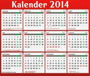 design kalender desain kalender 2014