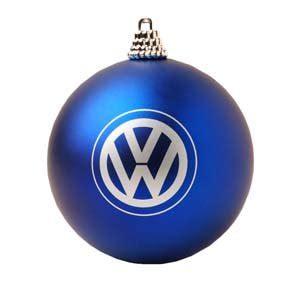 volkswagen christmas genuine volkswagen vw globe ball christmas tree holiday