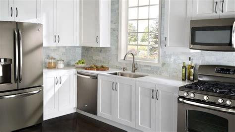 colored kitchen cabinets with white appliances ge slate appliances kitchen to dine for 9830