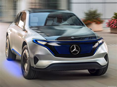 mercedes benz generation eq concept  pictures