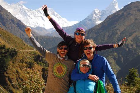 Skats uz Everestu