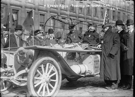 Auto Garage York by Photos Of The 1908 New York To Race Vintage