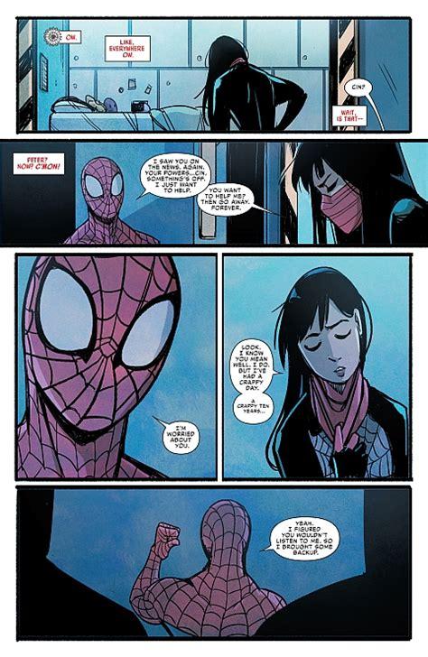 silk  spider man
