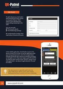Qr Patrol-web-application-user-guide