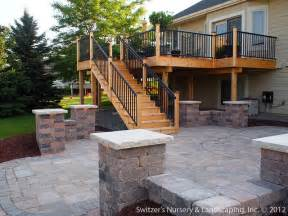 Backyard Deck Idea Patio Design