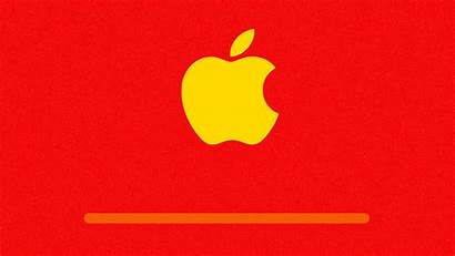 Apple Flag Chinese Iphone Axios Moving Warning