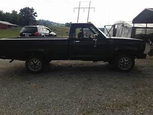 1986 Ford Ranger 2 3l Turbo Diesel 4x4 5 Speed Manual