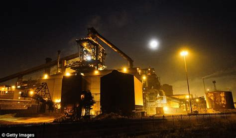 Christmas Cheer For Steelworkers As Part Of Caparo