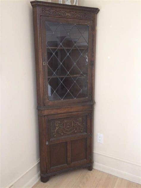 Ethan Allen Corner Curio Cabinet by Ethan Allen Corner Cabinet For Sale Classifieds